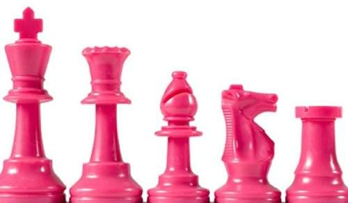 pink-chess-pieces