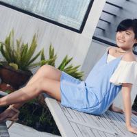 Styling: Slip Dress + Jumpshort