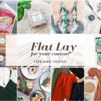 Flat Lay for Beginners: Tips and Tricks 2019